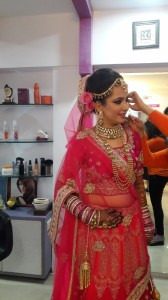 Beauty Salon Services at Home in Udaipur